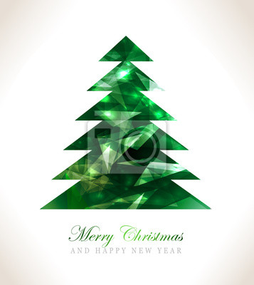 Weihnachten grußkarten fototapete • fototapeten ...