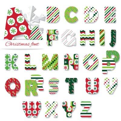 Schriftart Weihnachten.Fototapete Weihnachten Schriftart Patterns Enthalten Unter Schnittmaske