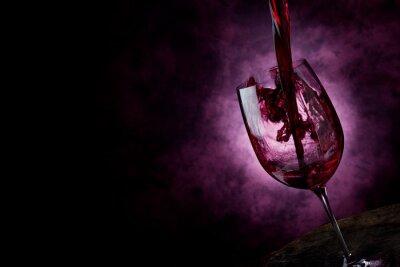 Fototapete Wein