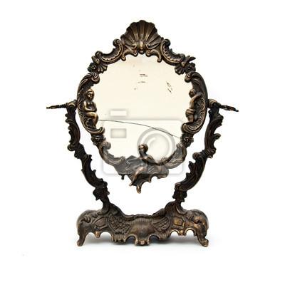 Weinlese-Spiegel