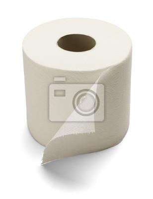 Weiß Toilet Paper