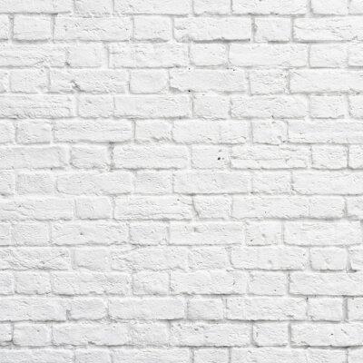 Fototapete Weiße Mauer