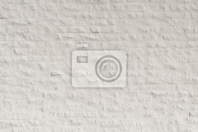 Weiße Steinwand weiße steinwand fototapete • fototapeten in gips, verputzt