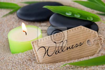 Auszeit wellness  Wellness - massage fototapete • fototapeten Auszeit, Chillen ...