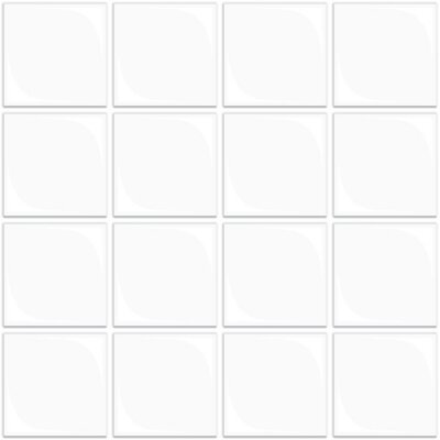White Ceramic Tile Seamless Background