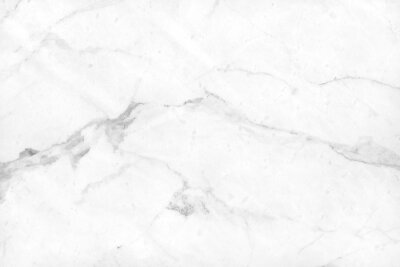 Fototapete white gray marble texture background with high resolution, top view of natural tiles stone floor in seamless glitter pattern and luxurious.