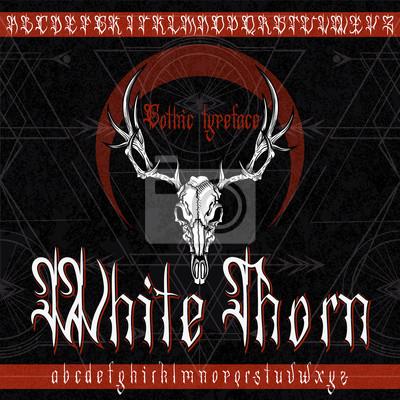 white thorn\