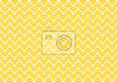 Wifi Isometric Pattern 2
