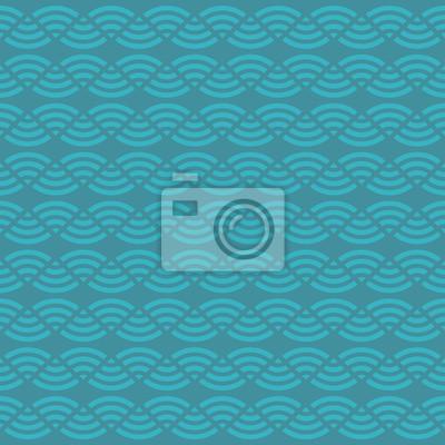 Wifi Isometric Pattern