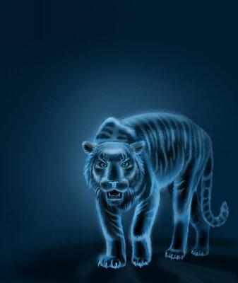 Wilden Tiger