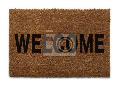 Wohnung Welcome Mat