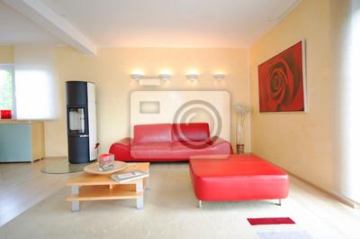 Wohnzimmer Hell Modern Fototapete Fototapeten Innenräume