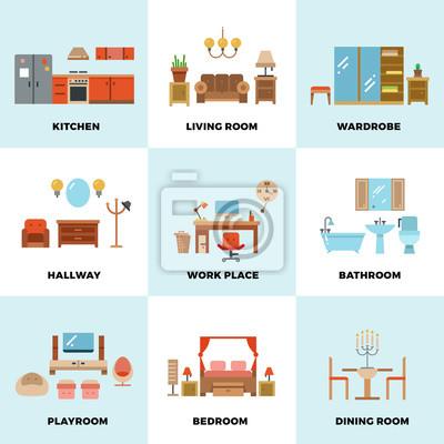 Fototapete Wohnzimmer, Schlafzimmer, Küche, Kinder, Badezimmer, Esszimmer,  Arbeitsbereich, Flur