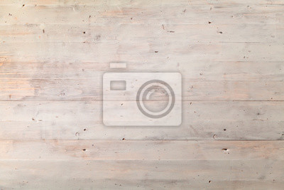 Fototapete Wooden floor with gray paint layer