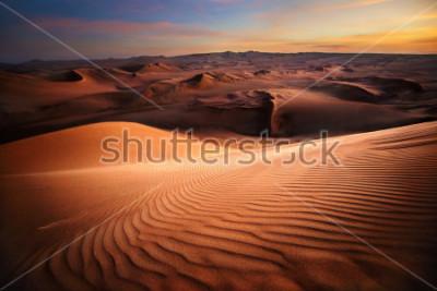 Fototapete Wüste