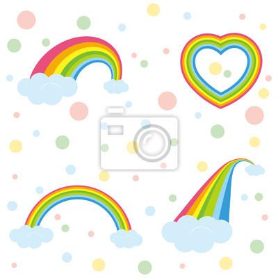 色 々 な 虹