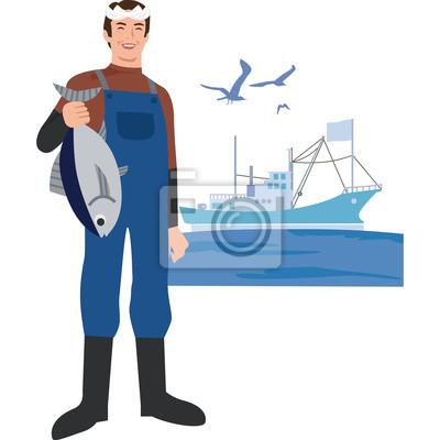 渔 师, 鱼 屋