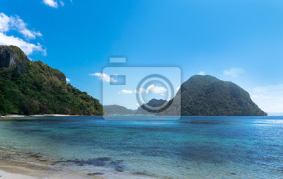 Fototapete пляжи эль-нидо