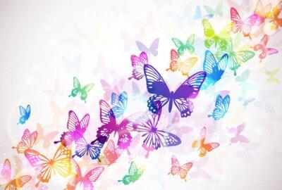 Fototapete 蝶 々