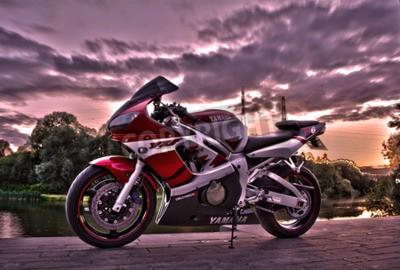 Fototapete Yamaha R6
