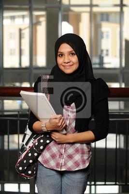 Young Arab Studenten