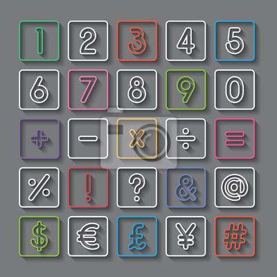 Zahl und Symbol