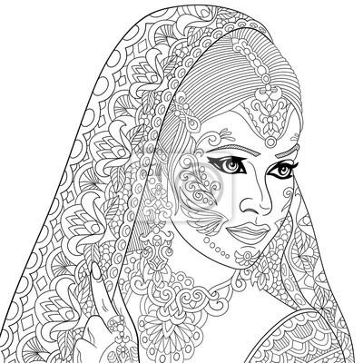 Groß Malvorlage Aus Indien Galerie - Ideen färben - blsbooks.com