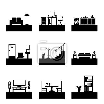 Zimmer-Symbole