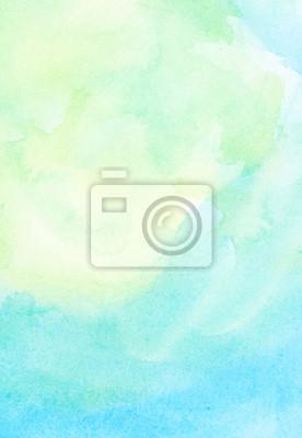 Zusammenfassung Aquarell Hintergrund.