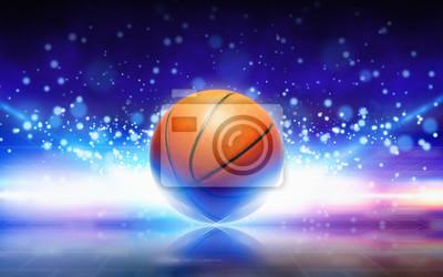 Zusammenfassung Basketball Hintergrund