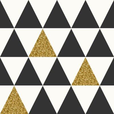 Fototapete Zusammenfassung Geometrische Nahtlose Muster