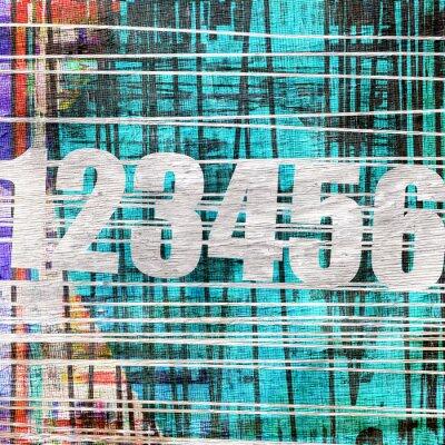 Fototapete Zusammenfassung Hintergrund Design auf Holz Korn Textur