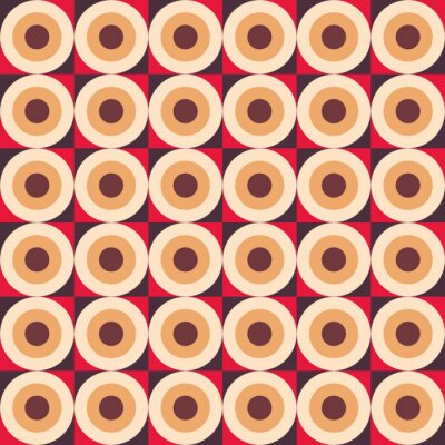 Fototapete Zusammenfassung Muster nahtlose