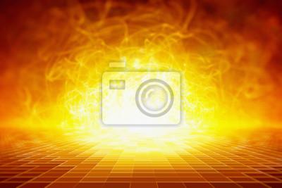 Zusammenfassung wissenschaftlichen Hintergrund - glühende Energie