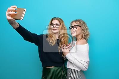 hübsche mädchen selfie