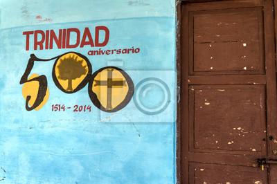 500 Jahrestag der Stadt Trinidad, Kuba