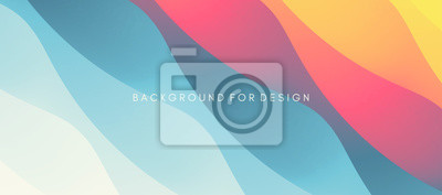 Poster Abstract background with dynamic effect. Modern pattern. Vector illustration for design.