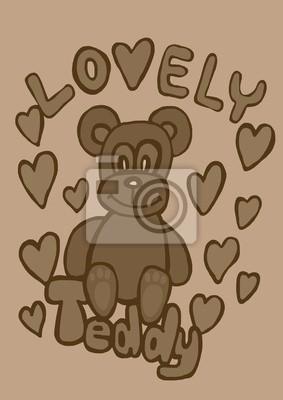 adorabile Teddy Vintage