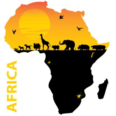 Poster afrika