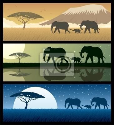 Afrika Landschaften 2