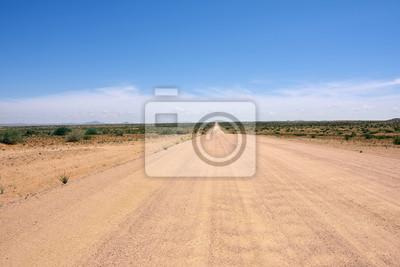 Afrikanischen Straße, Namibia