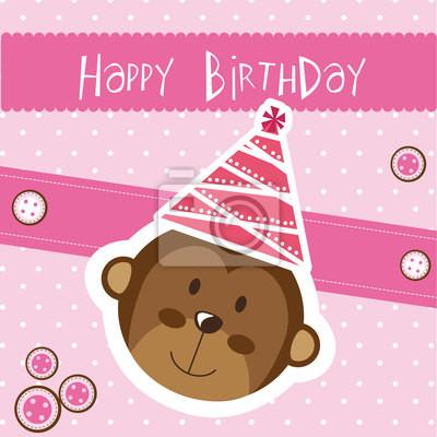 Poster Alles Gute zum Geburtstag