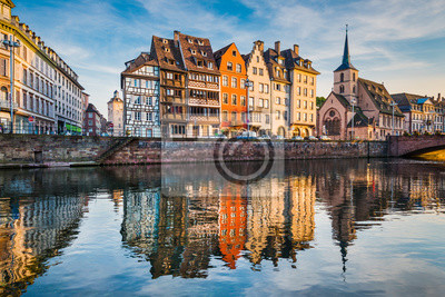 Alte Stadt von Straßburg, Frankreich