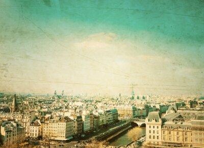 altmodischen Paris Frankreich