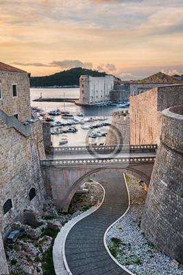 Altstadt von Dubrovnik, Kroatien