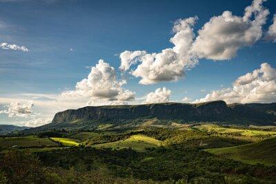 Amazing landscape in Brazil