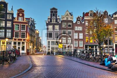 Amsterdam Stadtansicht