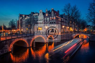 Amsterdamer Grachten