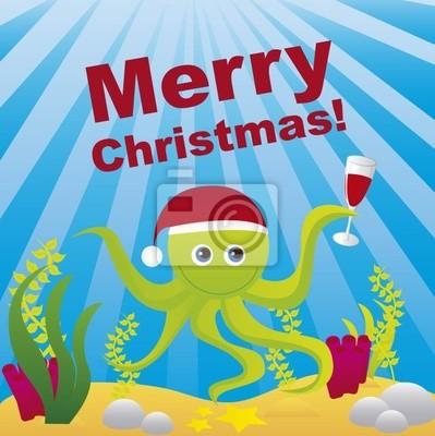 Aquarium Weihnachten