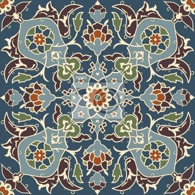 Arabesque nahtlose Muster 03